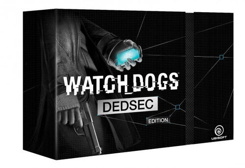 Watch Dogs Dedsec Edition Playstation 4 PS4 Nieuw