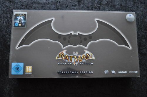 Batman Arkham Asylum Collectors Edition Playstation 3 PS 3