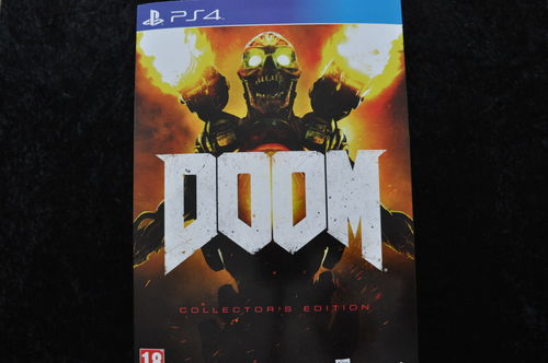 DOOM Collectors Edition Playstation 4 PS4