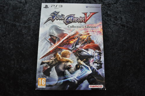 Soul calibur  V 5 Collectors Edition Playstation 3 PS3