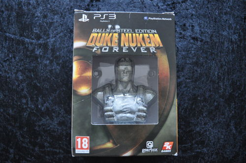 Duke Nukem For Ever Balls Of Steel Collectors Edition Playstation 3 PS3